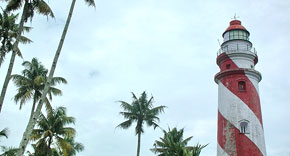 Kollam light house